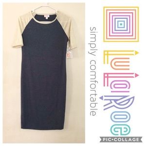 LuLaRoe Julia Dress XS NWT